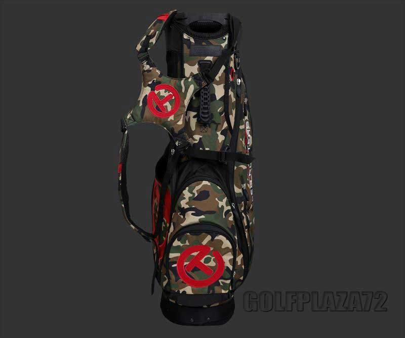 SCOTTY CAMERON 2017-18 Holiday Limited StandBag Circle T Woodland Camo